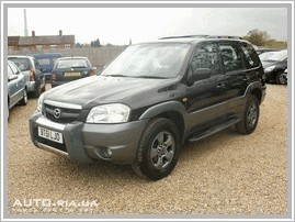 Продаю Mazda Tribute 3.0 4WD