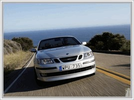 Автопродажа Saab 9-3 Convertible 2.0 TS AT