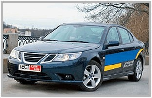 Автомобиль Saab 9-3 Sport Sedan 2.0 LPT AT