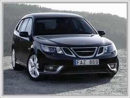 Автомобиль Saab 9-3 Sport Sedan 2.0 TS MT