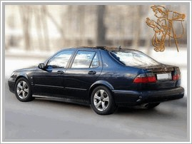 Автомобиль Saab 9-5 Sedan 2.3 TS AT