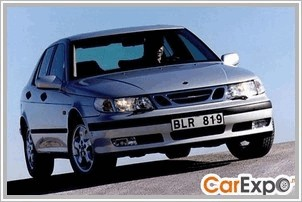 Продажа Saab 9-5 Sedan 2.3 TS MT