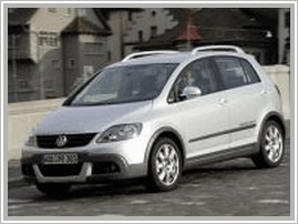 Автопродажа Volkswagen CrossGolf 1.6 AT